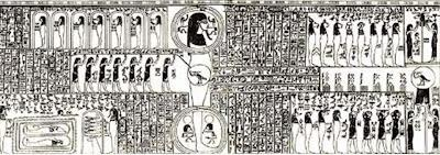 egyptian book of the dead illustrated pdf