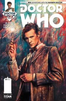 11th Doctor Cover