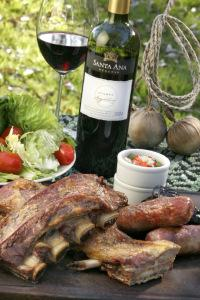 malbec20reserve20 20asado From the eyes of a Turkish girl: The city of Buenos Aires