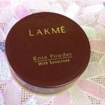 Lakme Rose Powder With Suncreen- Soft Pink Review