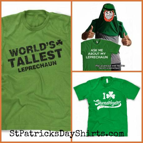 Funny St. Patrick's Day Shirts {Review}