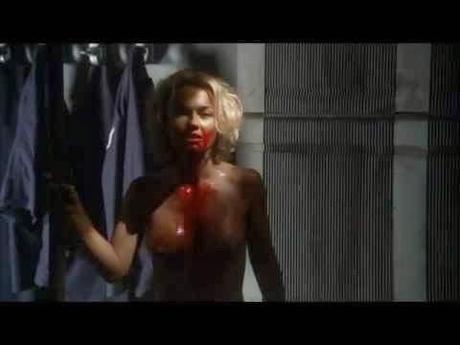 Starship troopers love scene, jessica harmon nude