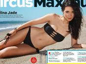 Celina Jade Maxim Magazine March 2014