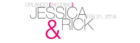 Jessica & Rick are married!