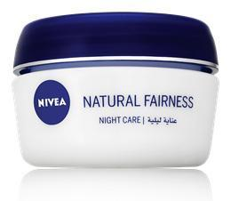 Nivea Natural Fairness Cream Day and Night Care Review