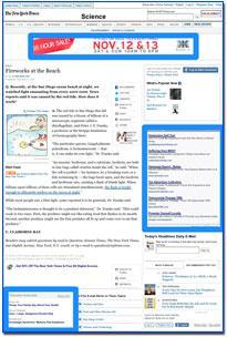 nytimes(1) How Strategic Ads Placement On Your Website Can Help You Kill Google Panda Updates