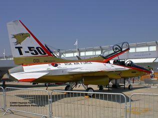 Korea Aerospace Industries T-50 Golden Eagle - Paperblog