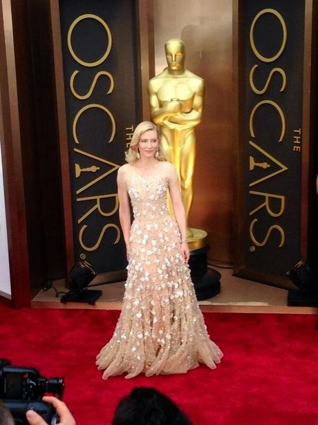Best Dressed Of The Oscars 2014