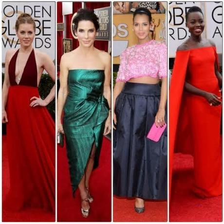 Awards Season Best Dressed
