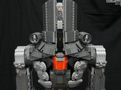 Pacific Jaeger Built from Lego