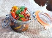 ~roasted Baby Peppers with Cumin Cilantro~