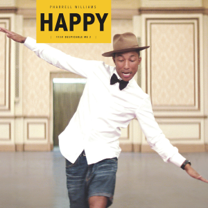 I doubt it, Pharrell, I doubt it very much indeed.
