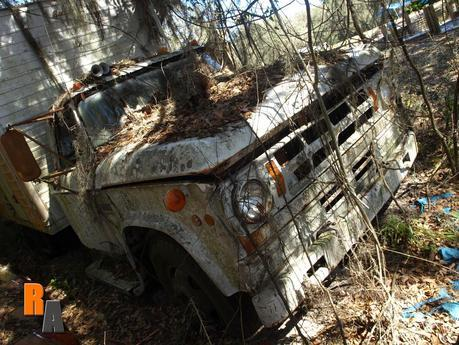 Rotting In Style - 1970s Dodge D400