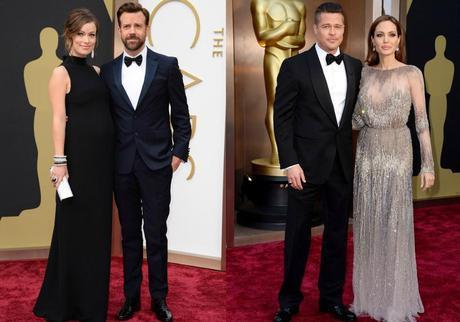 Olivia Wilde and Jason Sudekis - Angelina Jolie and Brad Pitt