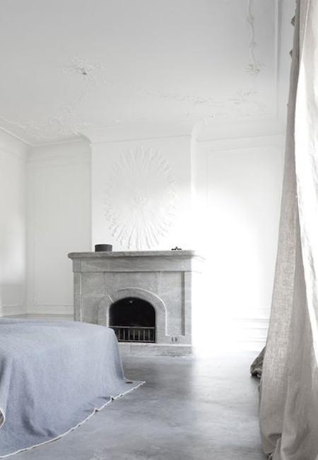 french-bedroom-concrete-floor