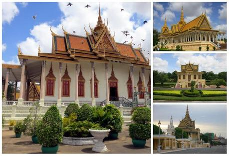 The palaces and temples of Phnom Penh offer a glimpse of the countries past.