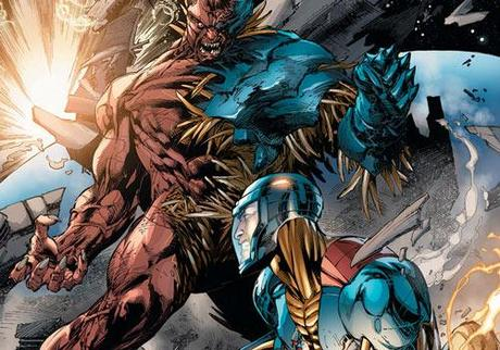 First Look: X-O MANOWAR #24