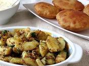 Rajgiri Poori With Jeera Aloo- Fasting Recipe