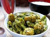 Valor Muthiya Shaak Broad Bean Curry