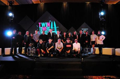 Twin Towers Alive 2014 Kuala Lumpur: Get Ready!