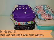 Cloth Nappies 101: Getting About with