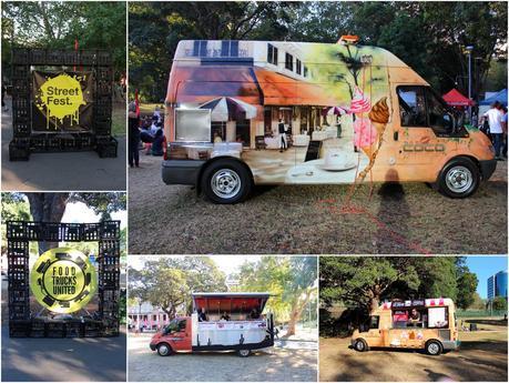 Food Trucks United, Sydney