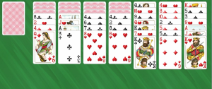 Solitaire's the only game.