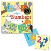 eeboo Preschool Numbers Memory Game