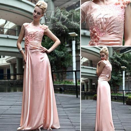 Empire waist formal dress