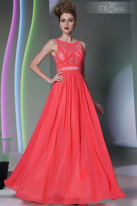 Empire Waist Formal Gowns