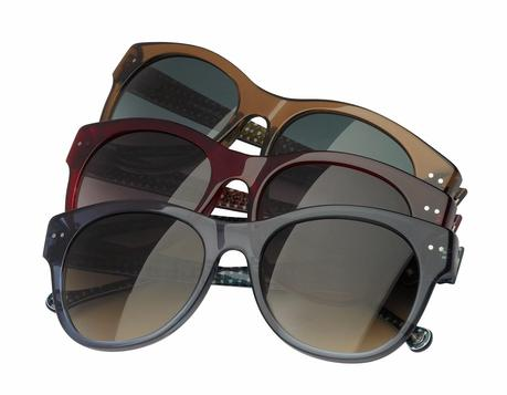 Sunglass Collection Spring/Summer 2014  By Ermenegildo Zegna - With Carl Zeiss Polarised Lenses