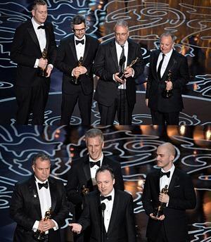 Best Award Winners at 2014 Oscars
