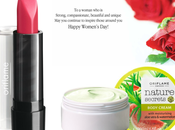 Celebrate Women's with Oriflame
