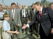 President Reagan (future) Putin