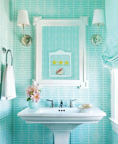 Colored Subway Tile Bathroom Colored Subway Tile Bathroom Wallpaper Could Similar Look With Aqua Tiles