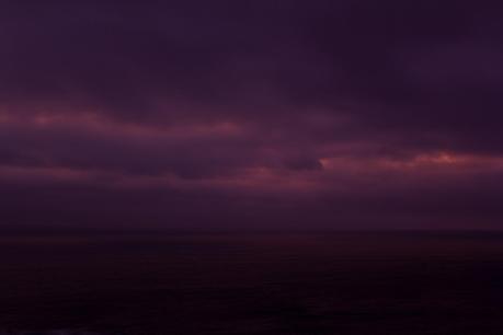 twilight over water cape schanck