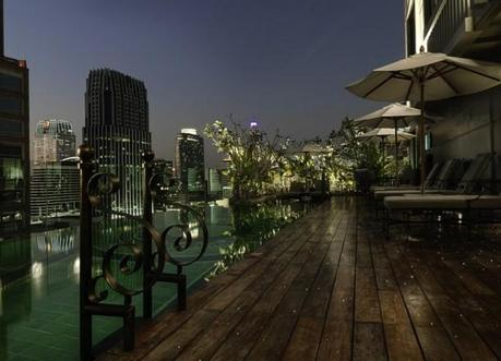 Hotel Muse Infinity Pool, Top 10 boutique hotels in bangkok thailand