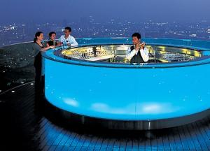 Lebua Sirocco Skybar, Top 10 boutique hotels in bangkok thailand