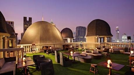 Hotel Muse Speakeasy Rooftop Bar, Top 10 boutique hotels in bangkok thailand