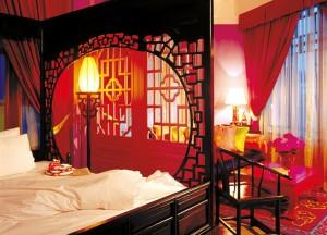 Chinese Styled Hotel Bedroom, Top 10 boutique hotels in bangkok thailand