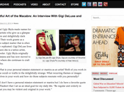 Disinformation Disinfo Interview with Myself Friend Gigi