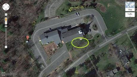 Google map 14 West St closeup