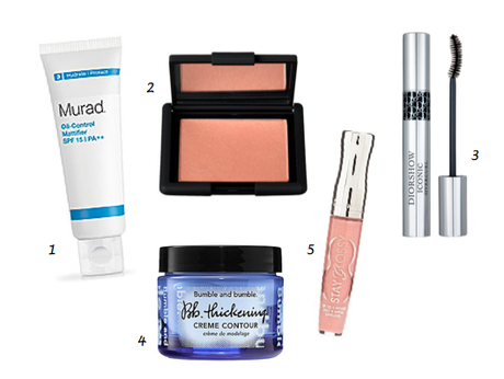 Beauty Bits: 5 Things I Can't Get Enough Of