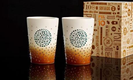 Starbucks, WTF? Limited edition Swarovski mug edition
