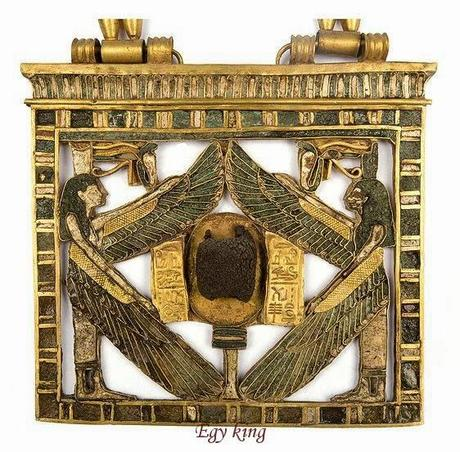 Jewelry And Gold Treasures In Ancient Egypt Paperblog