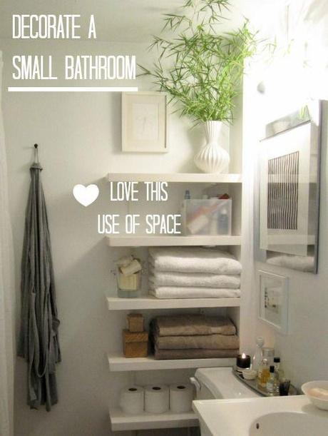 How To Decorate Small Bathroom Interesting With How to Decorate a Small Downstairs Toilet Images