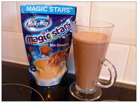 New Mars Hot Chocolate Pouches