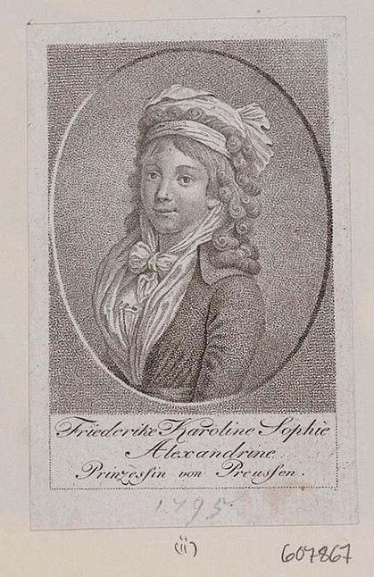 Frederica of Mecklenburg-Strelitz