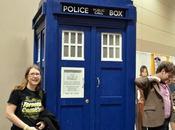 TARDIS Toronto Comicon