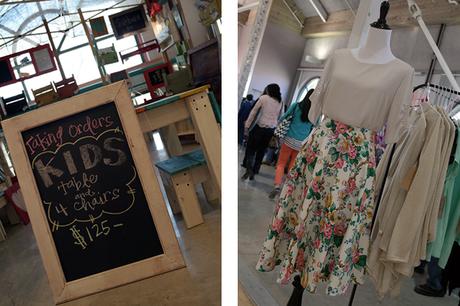 utah's flea market season kicks off in style at the second annual vintage whites market in salt lake city